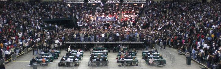 2008 Obama Rally