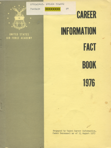Cover Career Information Fact Book 1976