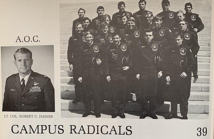 1976 Polaris yearbook CS-39 AOC