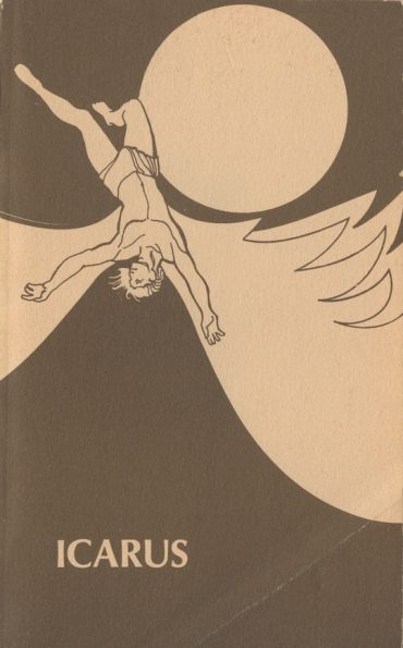 1976 Icarus Cover