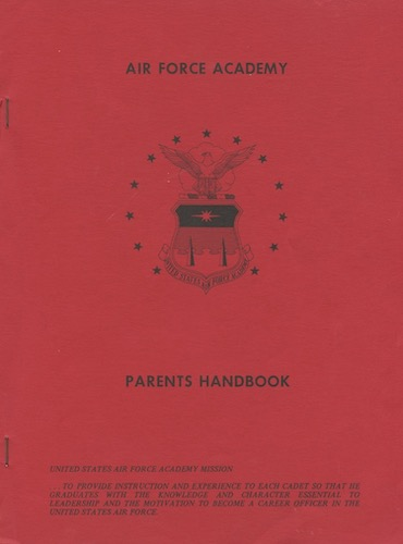 Cover of AFA Parents Handbook