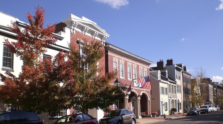 Alexandria VA New or Old Buildings