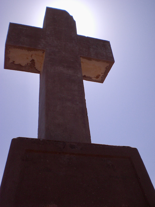 Old Cross of the Martyrs