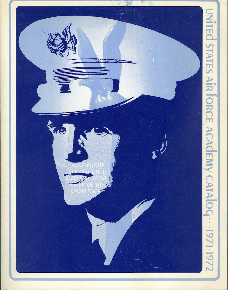 USAFA 1971-72 Catalog