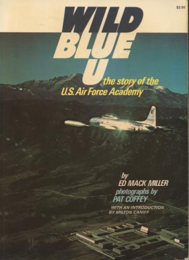 Cover of book Wild Blue U.