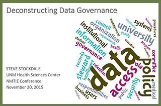Data Governance Title