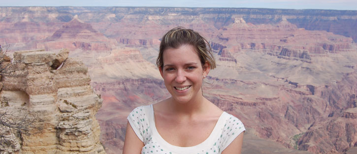 Stacy, Grand Canyon