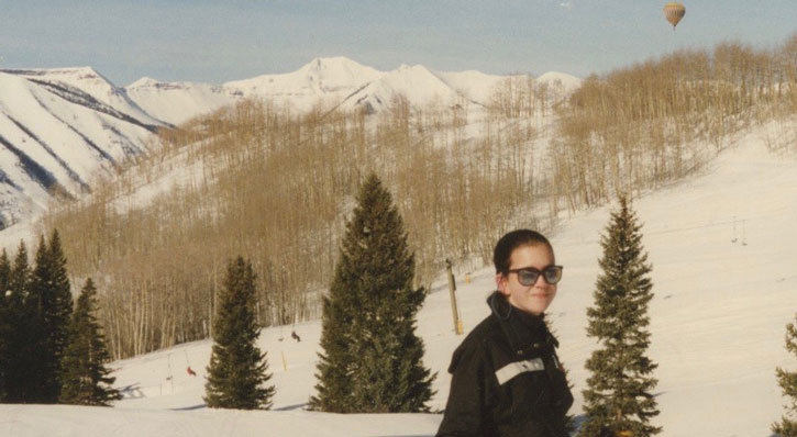 Stacy in Crested Butte