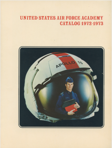 USAF Academy Catalog 1972-73